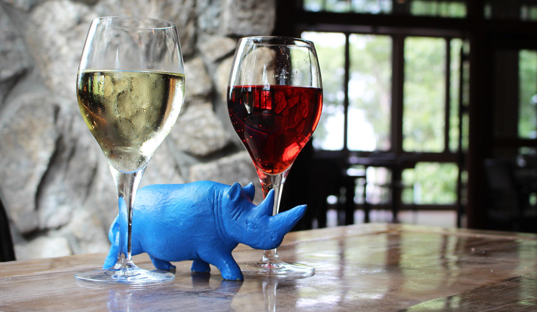 Winos for Rhinos Fundraiser